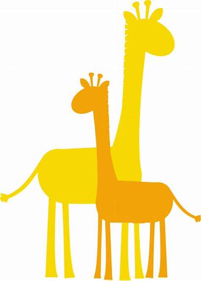 Giraffe Nursery Clip Clker Clipart