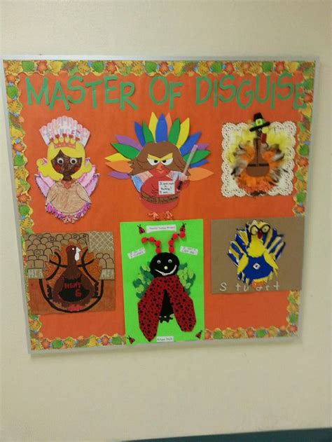 Turkey In Disguise Bulletin Board Template by Thanksgiving Turkey In Disguise Lesson Educational Stuff