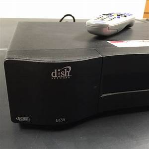 Dish Network Receiver 625 Dual