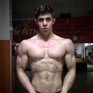 chest workout w 15 year chris mantovani