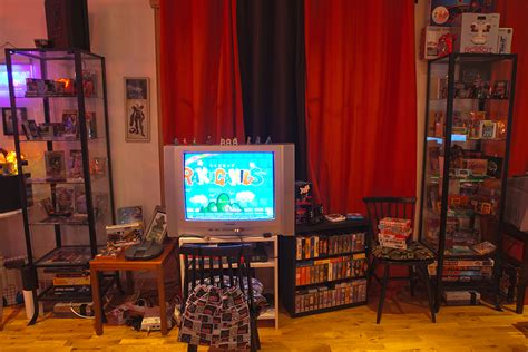 My Game Room And Collection 2014!  Retro Video Gaming