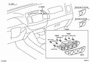 Toyota Camry Bulb  Air Conditioner Control  14v 1 75w