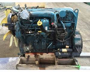2004 International Dt466e Engine For Sale  75 000 Miles