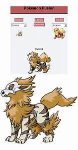 Top 30 des fusions de Pokemon en dessin