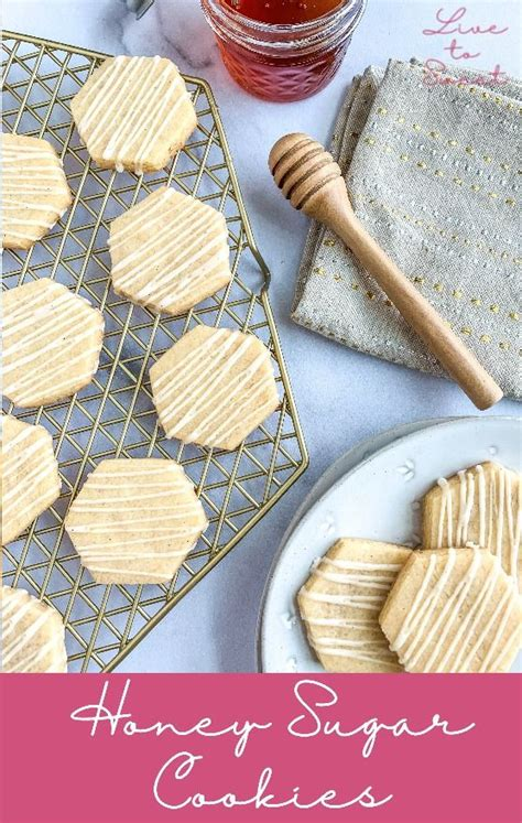 This sugar cookie icing recipe takes only 4 ingredients and comes together in 5 minutes! Honey Sugar Cookies | Recipe | Honey cookies, Sugar ...