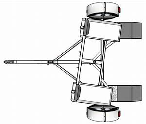 Tow Dolly Plans Diagram