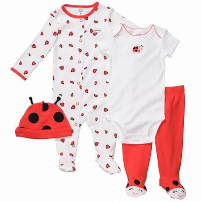 Clothes Newborn Unisex Clothing Carter Ladybug Toddler