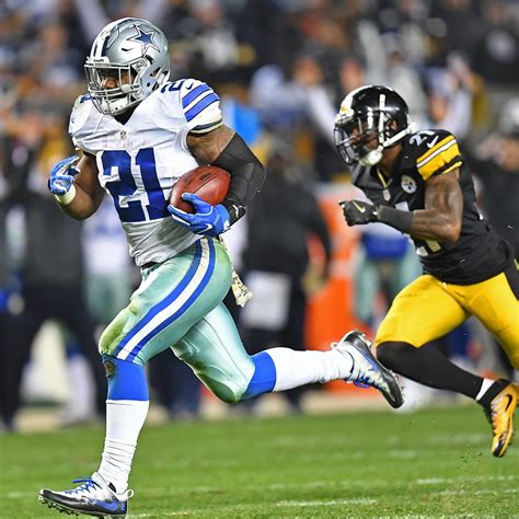 Cowboys Vs Steelers Score And Twitter Reaction From 2016
