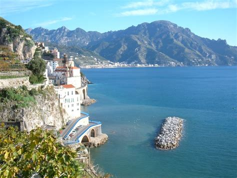 How To Get To The Amalfi Coast From Rome