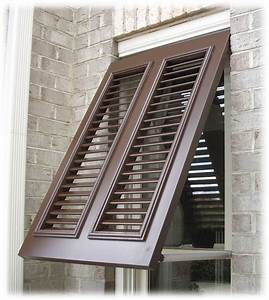 Exterior Window Shutters: Decorating The Architecture of