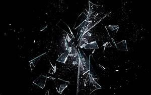 Broken Glass 889248 - WallDevil