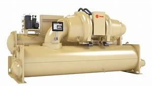 Chiller U0026 39 S Design Minimizes Electrical Consumption