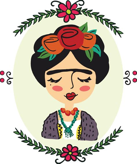 Library of frida kahlo png royalty free library free png ...