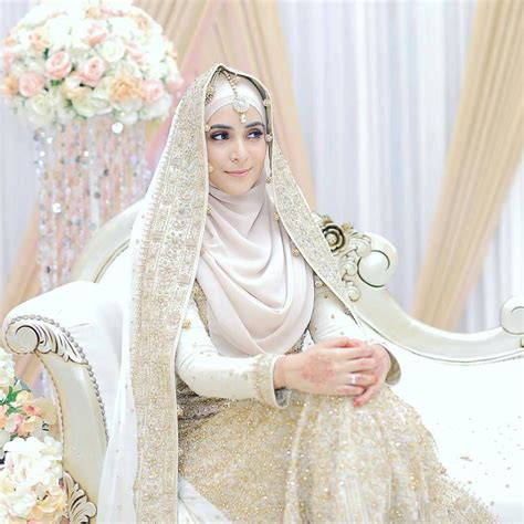 pin  candy  muslim women wedding hijab muslimah