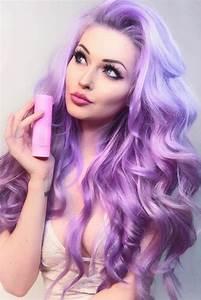 Pastell Lila Haare : 1001 ideen f r bunte haare bunte haarfarben sind immer aktuell ~ Frokenaadalensverden.com Haus und Dekorationen