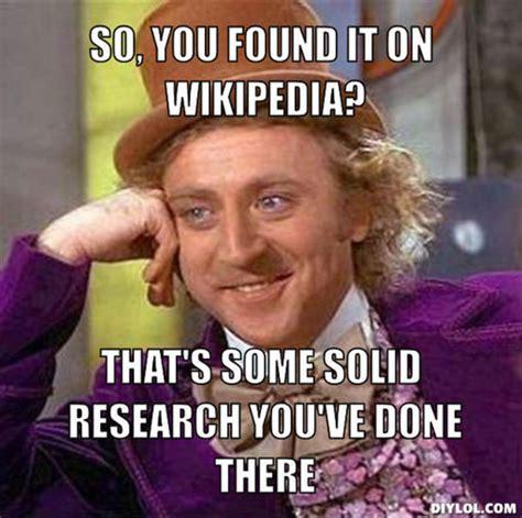 Research Meme - project mayhem september 2016