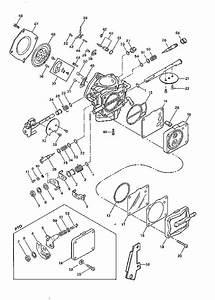 1992 Gts Gtx   Sea Doo Yamaha Kawasaki Polaris Parts