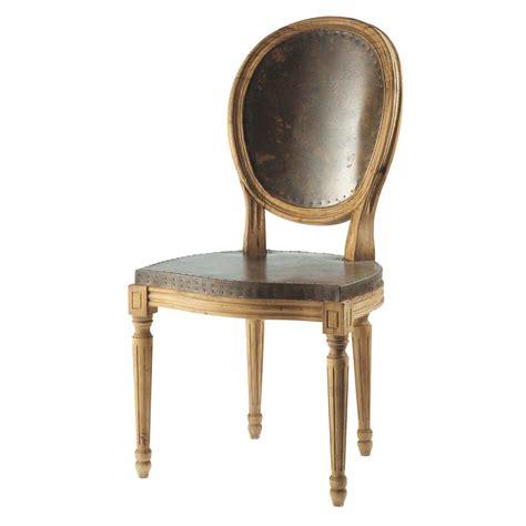 chaise louis maison du monde chaise fer louis maisons du monde