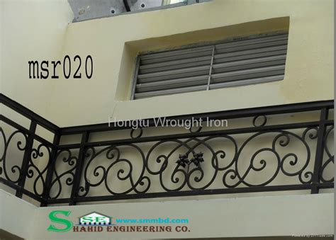 Ms Handrail Design - ms balkuny railing grill 020 smmbdstore