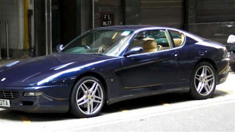 Ferrari 456 Gta. Seldom Seen. Hong Kong. With