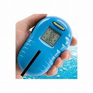 Testeur Ph Et Chlore Electronique : testeur lectronique digital aquachek trutest piscine shop ~ Dode.kayakingforconservation.com Idées de Décoration