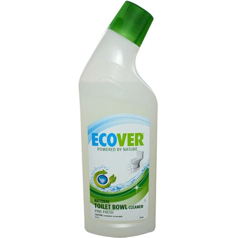 toilet bowl cleaner ecover natural toilet bowl cleaner pine fresh 25 fl oz 739 ml iherb com