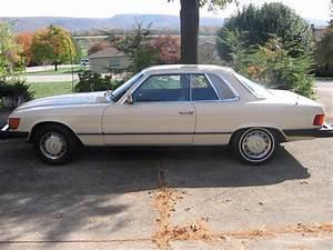 1976 Mercedes-benz 450slc - Information And Photos