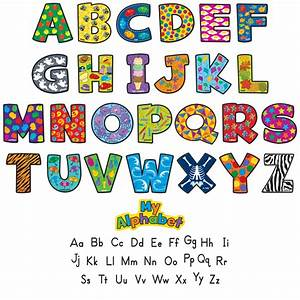 my alphabet mini bulletin board display set tcr5371 With display board lettering