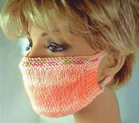 knitting pattern surgical mask pattern   stellasknits