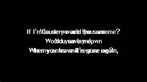 One Direction - MORE THAN THIS Lyrics - YouTube