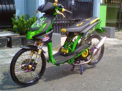 Foto Modifikasi Beat New by Gambar Modif Honda Beat Karbu Automotivegarage Org