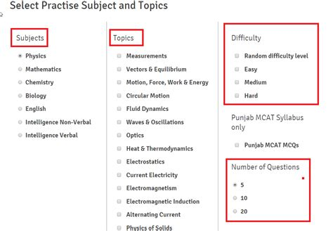 Entry Test top 10 entry test preparation in pakistan