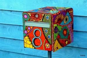 Boite Au Lettre Originale : deco 10 id es de boites aux lettres originales ~ Teatrodelosmanantiales.com Idées de Décoration