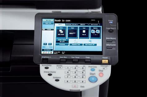 For more information, please contact konica minolta customer service or service provider. Konica Minolta Bizhub C360 Colour Copier/Printer/Scanner