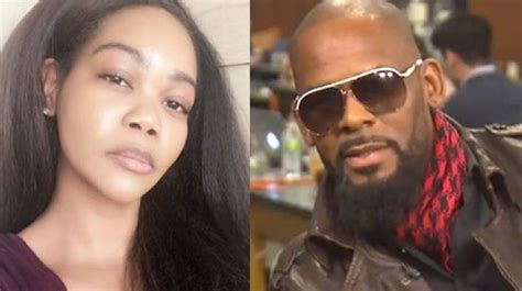 R Kelly Victim Releases Book With Are You Getting Peed