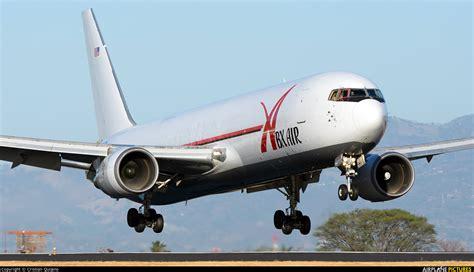 N317CM - ABX Air Boeing 767-300ER at San Jose - Juan ...