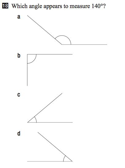grade  math  eqao   geometry angles