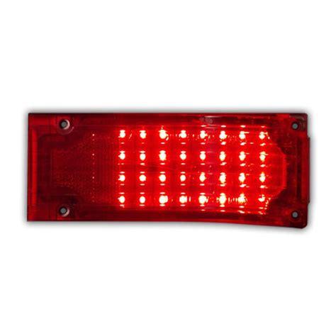 chevelle led tail light kit
