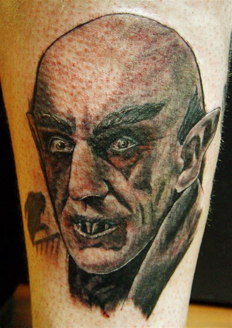 nosferatu tattoo picture