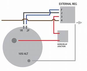 Gm Alternator Wiring Diagram