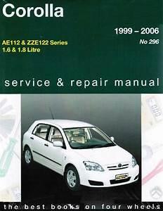 1999 Toyota Corolla Owners Manual