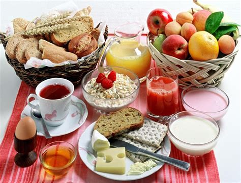 What Is A Continental Breakfast?   Centives