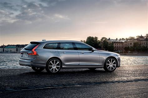 2018 Volvo V90 Priced At $50,945  Motor Trend