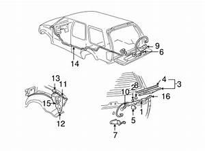 1997 Gmc Jimmy Engine Diagram : oem 1997 gmc jimmy rear wiper components parts ~ A.2002-acura-tl-radio.info Haus und Dekorationen