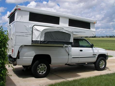 Northstar Tc800 Pop-up Truck Camper For 2016 Ford F-150