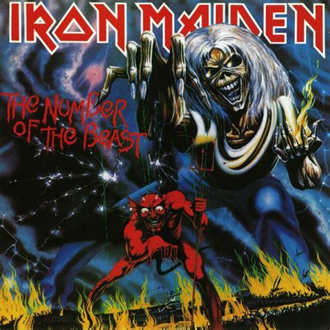 iron maiden  number   beast  cd discogs