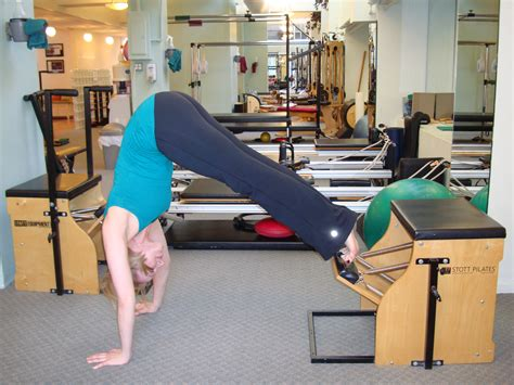 Pilates Chair Exercises by Pilates Advanced Chair Exercises The Corps Pilates