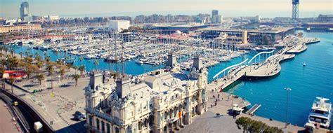 le port de barcelone donquijote