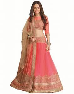 Designer, Bridal, Indian Lehengas At Lowest Price Online