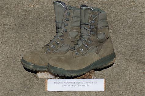 Belleville's Waterproof Combat Boot (615